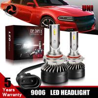 Fit 2013-2015 ACURA ILX 12000LM 6000K 9005 CSP DOT LED Headlight Bulb High Beam