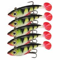 Spoon Fishing Lure Metal Fishing Spinner Bait Treble Lures Fishing Bait Hoo P2L3