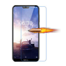 9H Tempered Glass Screen Protector Guard For Nokia 7.1 Ta-1085 /1095 /1096 /1097