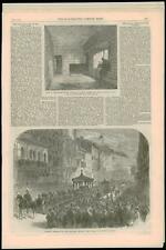 1868 - WALES CARNARVON Prince Wales- CANADA MONTREAL Thomas D'Arcy Funeral(35)