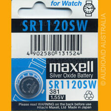 SR1120 Coin/Button Cell Sub-Type Watch Batteries