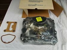 NOS New 2 Barrel Rochester Carburetor GM Sealed C Arm Chevrolet Front Gas Inlet