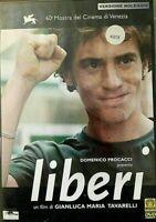 LIBERI (2003) un film di Gianluca Maria Tavarelli - DVD EX NOLEGGIO - MEDUSA