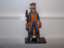 STAR WARS YAKFACE SAELT-MARAE 1997 KENNER POTF FIGURE WITH BATTLE STAFF