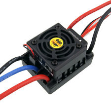 RC HSP37017 Waterproof Brushless ESC WP-10BL60-RTR 60A BEC 6V/2A cells 2-3S Lipo
