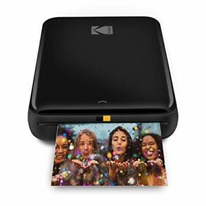 KODAK Step Instant Printer | Bluetooth/NFC Wireless Photo Printer with ZINK