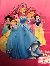 Disney PRINCESS PARTY TABLE COVER Birthday Supplies Belle Cinderella