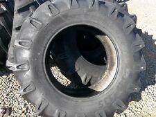 TWO 14.9X26,14.9-26 FORD JOHN DEERE 8 Ply Tube Type  Bar Lug Farm Tractor Tires