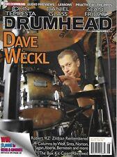 Drumhead Music Magazine Dave Weckl John Tempesta Daniel Glass Sean Friday 2013