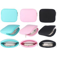 Portable Data Cable Charger Storage Bag Mobile Power Pack Mouse Case Bag Pouch