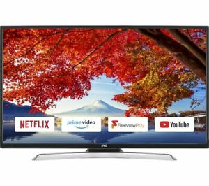 "JVC LT-39C790 39"" Smart LED TV Full HD 1080p"