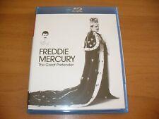 BLU-RAY FREDDIE MERCURY THE GREAT PRETENDER COME NUOVO NO CD NO DVD QUEEN
