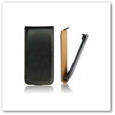 FUNDA HTC ONE M7 810E NEGRA VERTICAL TAPA IMAN