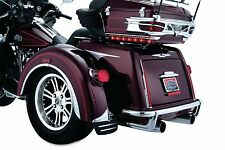 Kuryakyn Rear Chrome Side Body Accents Trim Dress Up Harley Trike Tri Glide 7274