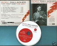 Rory Gallagher - CD - The First and The Best 1978 - CD von 2004 - Neuwertig !