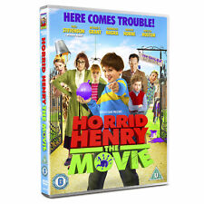 Horrid Henry: The Movie (1 Disc DVD) (C-U)
