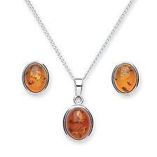 Amber Fine Jewellery Sets