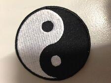 Yin Yang Iron on Patch