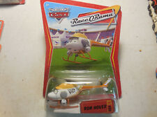 Disney PIXAR Cars Race O Rama RON HOVER #69 Die Cast Helicopter RARE FREE SHIP
