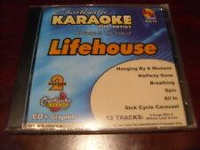 CHARTBUSTER 6+6 KARAOKE DISC 40510 LIFEHOUSE VOL 2 CD+G POP MULTIPLEX SEALED