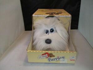 Vintage Pound Puppies Furries, 1986 Tonka