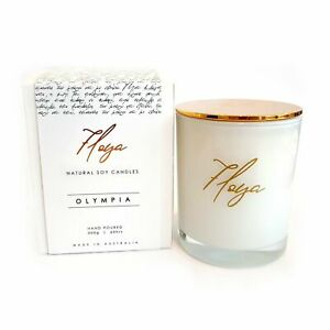 Floya 'OLYMPIA' Pure Soy Candle