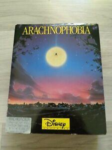 Arachnophobia PC IBM 5 1/4 Disk Spiel Disney Software - 1991 - Selten - Rar -