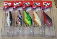 "3pks Ecogear Shibasu 2/"" Ultra High Soft Lure Rubber Fishing Bait Choose Colour"