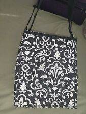 New listing Thirty-One Black And White Cooler Tote Bag