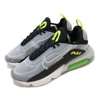 Nike Air Max 2090 Pure Platinum Black Volt Men Casual Shoes Sneakers CT1803-001