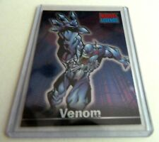 VENOM 2001 Marvel Legends FOIL Parallel Card VERY RARE!