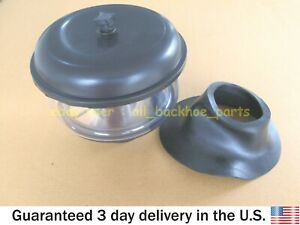 JCB BACKHOE - PRECLEANER ASSY. WITH SEAL (PART # 32/914300 32/903100 813/00376)