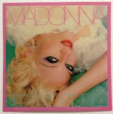 "Madonna Bedtime Stories Sticker 4""x4"""