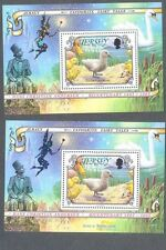 Jersey Fairy Tales Normal & Overprinted min sheet s 2005 mnh-good price