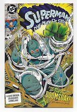 SUPERMAN: THE MAN OF STEEL #18 (3rd Print)1st Full Doomsday HTF!!!