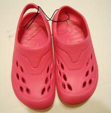 Girls Eva Clog Shoes Size 9 Pink Kids