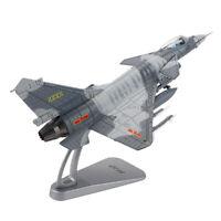 1:72 Aleación Modelo De Combate J-10 Aviones Militares Juguetes Regalos Con