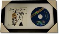 Billy Bob Thornton Hand Signed Autographed Framed CD Cover Pirate Radio w/ CD GA