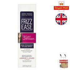 JOHN FRIEDA FRIZZ-EASE 3 DAY STRAIGHT HAIR SPRAY X 100ML New & Boxed