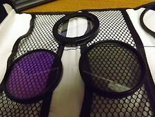 Zeikos CPL FLD UV - 3 Filters + case & wrench!