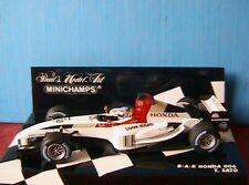 BAR HONDA 006 #10 TAKUMA SATO MINICHAMPS 400040010 1/43 FORMULE 1 F1 LOOK RIGHT