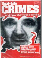 Real-Life Crimes Magazine - Part 74