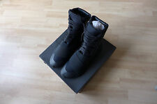 Y3 Y-3 Qasa Boot in Core Black, sizes UK7 & UK8 - New with box, RRP £300.