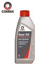 1L Comma Gear Oil Sx75W-90 GL-4 Semi Synthetic