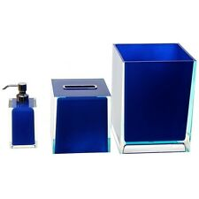 Gedy by Nameeks Gedy-ra1092-05 Rainbow Bathroom Accessory Set Blue