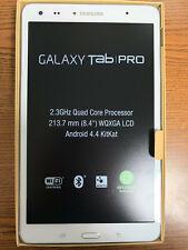 Samsung Galaxy Tab Pro SM-T320 16GB, Wi-Fi 8.4 in - White - Brand New Sealed