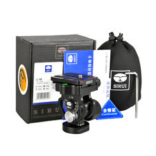 Sirui L-10 Horizontal Panoramic Head With TY-60 QR Plate