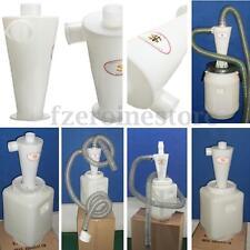 NUOVO collettore di polvere di separazione della polvere CICLONE Collettore Filtro Aspirapolvere detergenti