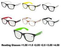 Women Men READING GLASSES +1.00 +1.5 +2.00 +3.00  Eyeglasses Vision Care