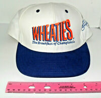 Dale Earnhardt Wheaties Snapback Baseball Cap